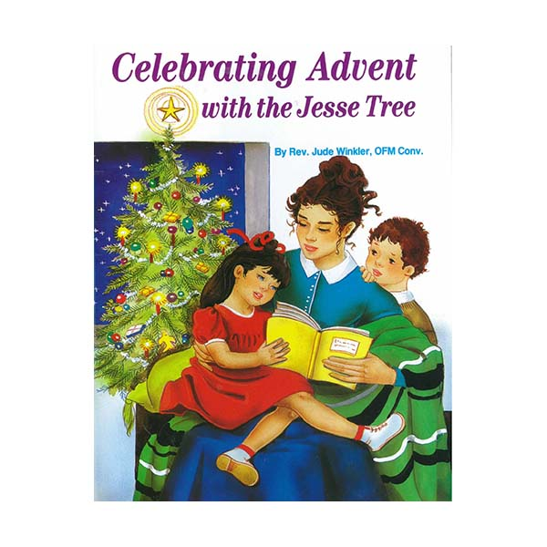 Celebrating Advent with the Jesse Tree by Fr. Jude Winkler 60-9780899424958