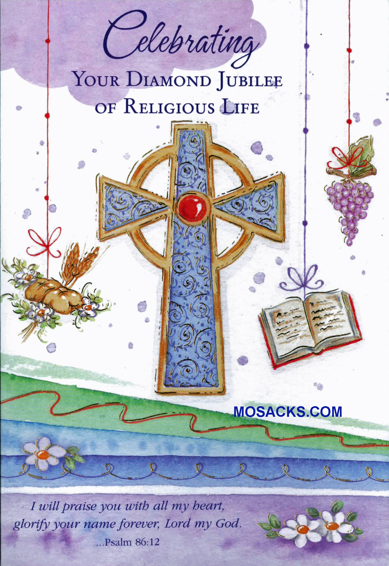 Jubilee, Anniversary of Religious Life Greeting Cards