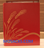 Ceremonial Binder Series 3 Red 97-006803