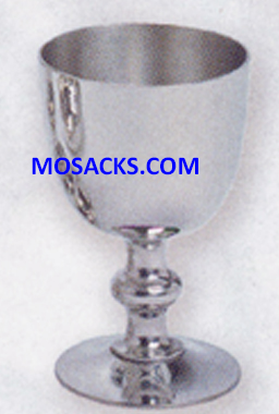 "Chalice 24kt Gold Plated 4-7/8"" High 8 oz capacity 14-K364GP"