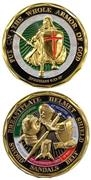 Challenge Coin - Put On The Whole Armor Of God 486-2424