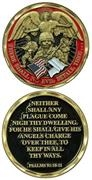 Challenge Coin - Soldiers Psalm 486-2465