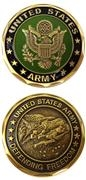 Challenge Coin - United States Army 486-2245