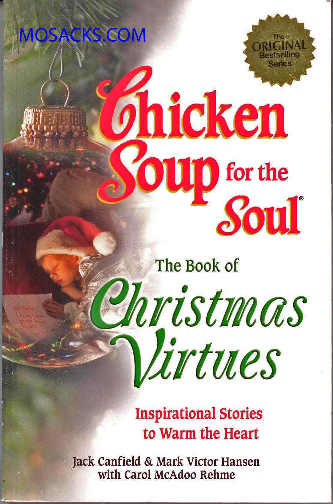 Chicken Soup for the Soul: The Book of Christmas Virtues