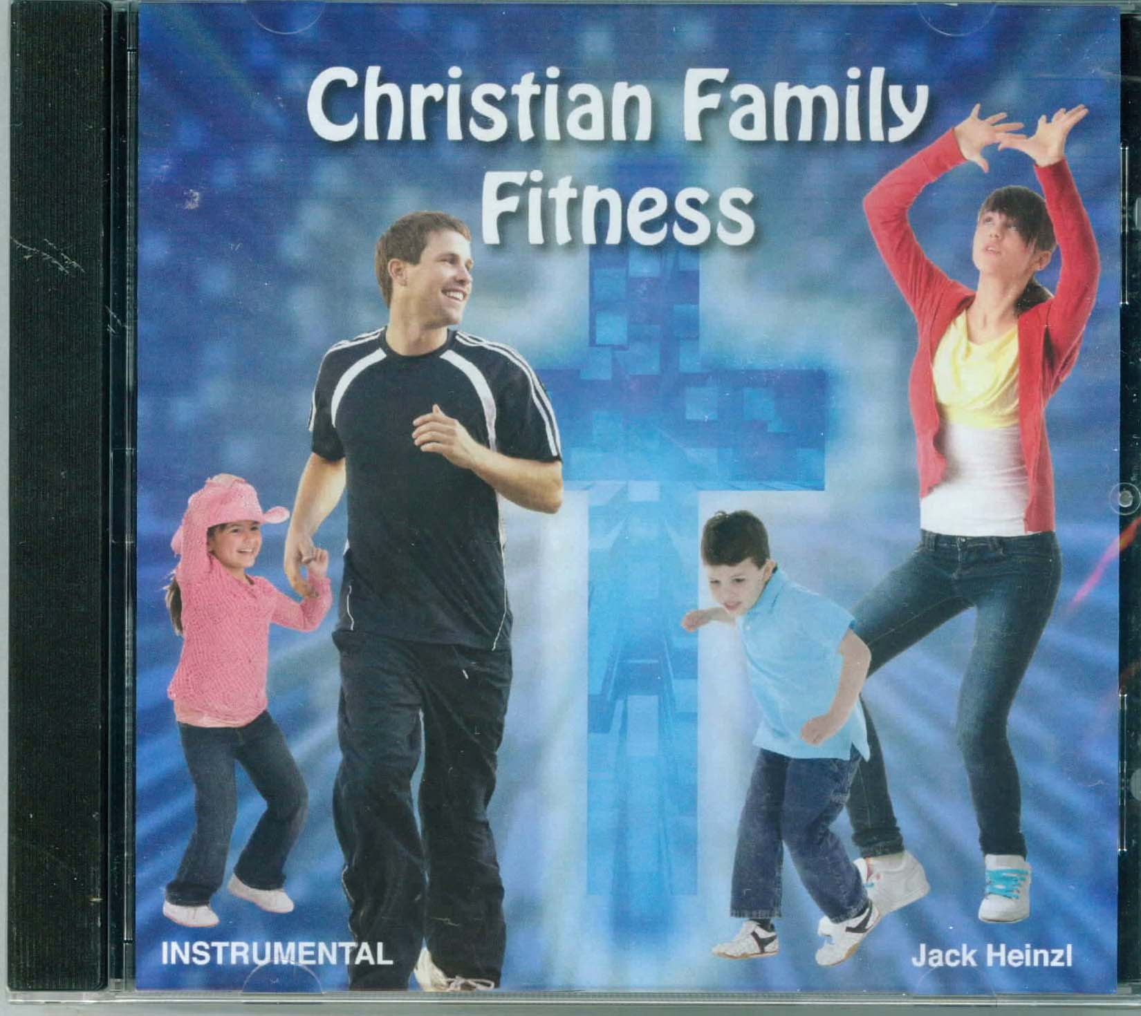 Christian Family Fitness - CD by Jack Heinzl 285-JHZ-7499