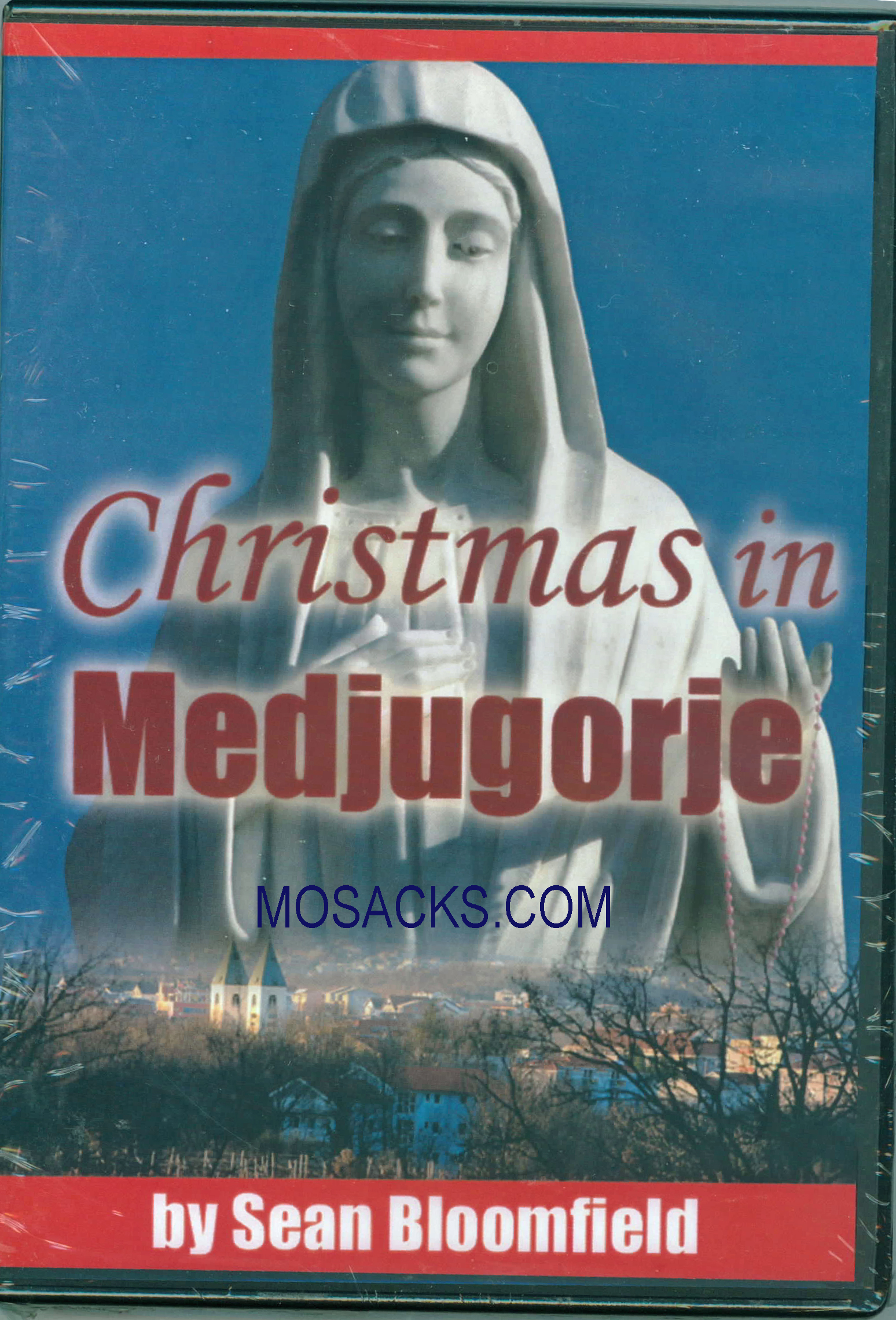 DVD-Christmas in Medjugorje by Sean Bloomfield 463-QOPP5