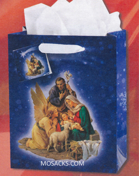 Christmas Nativity Large Gift Bag GB-805L