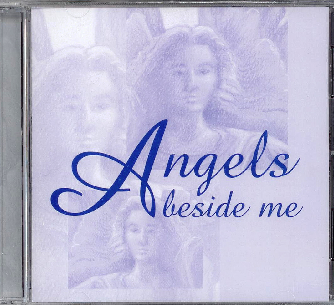 Church of the Holy Angels, Artist; Angels Beside Me, Title; Music CD