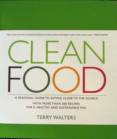Clean Food by Terry Walters 108-9781402768149