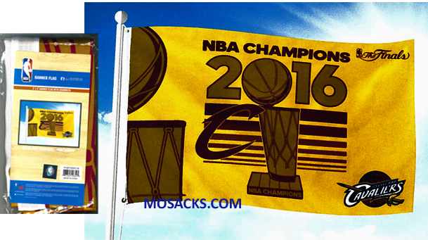 Cleveland Cavaliers Flag 2016 NBA Champs 3x5 Flag-FGB730WC16