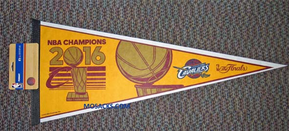 Cleveland Cavaliers 2016 NBA Champs Pennant-PNTH730WC16