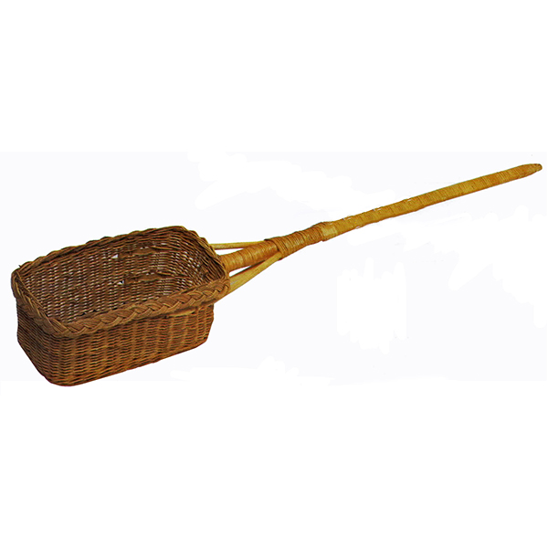 Collection Offertory Basket With Handle Rectangle-458H