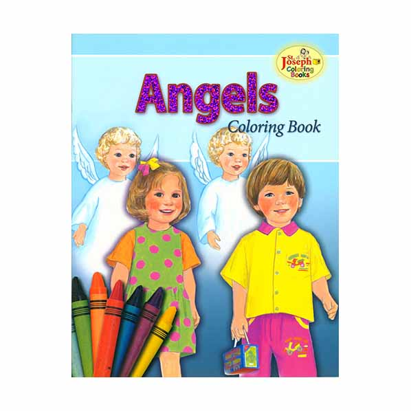 Coloring Book Angels-672
