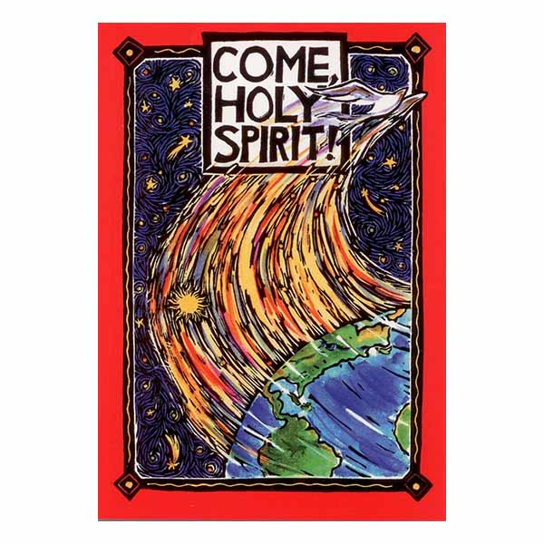 Come Holy Spirit by Liturgy Training Publications