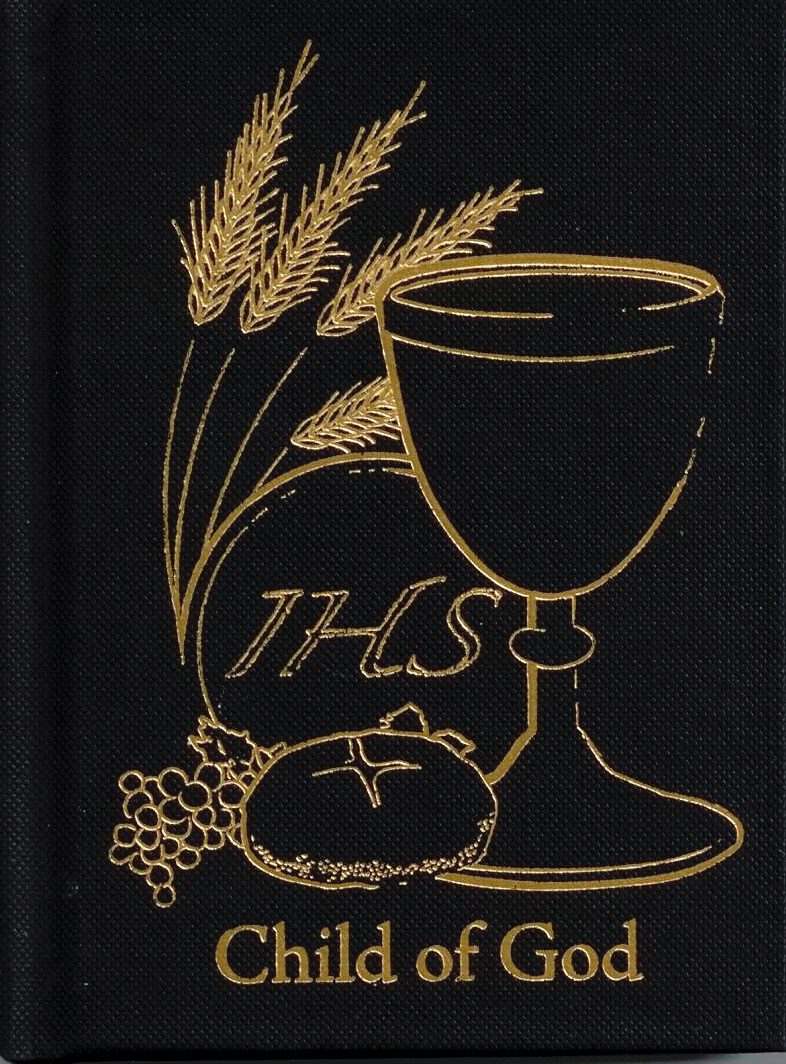 First Holy Communion Boy Missal 12-2481