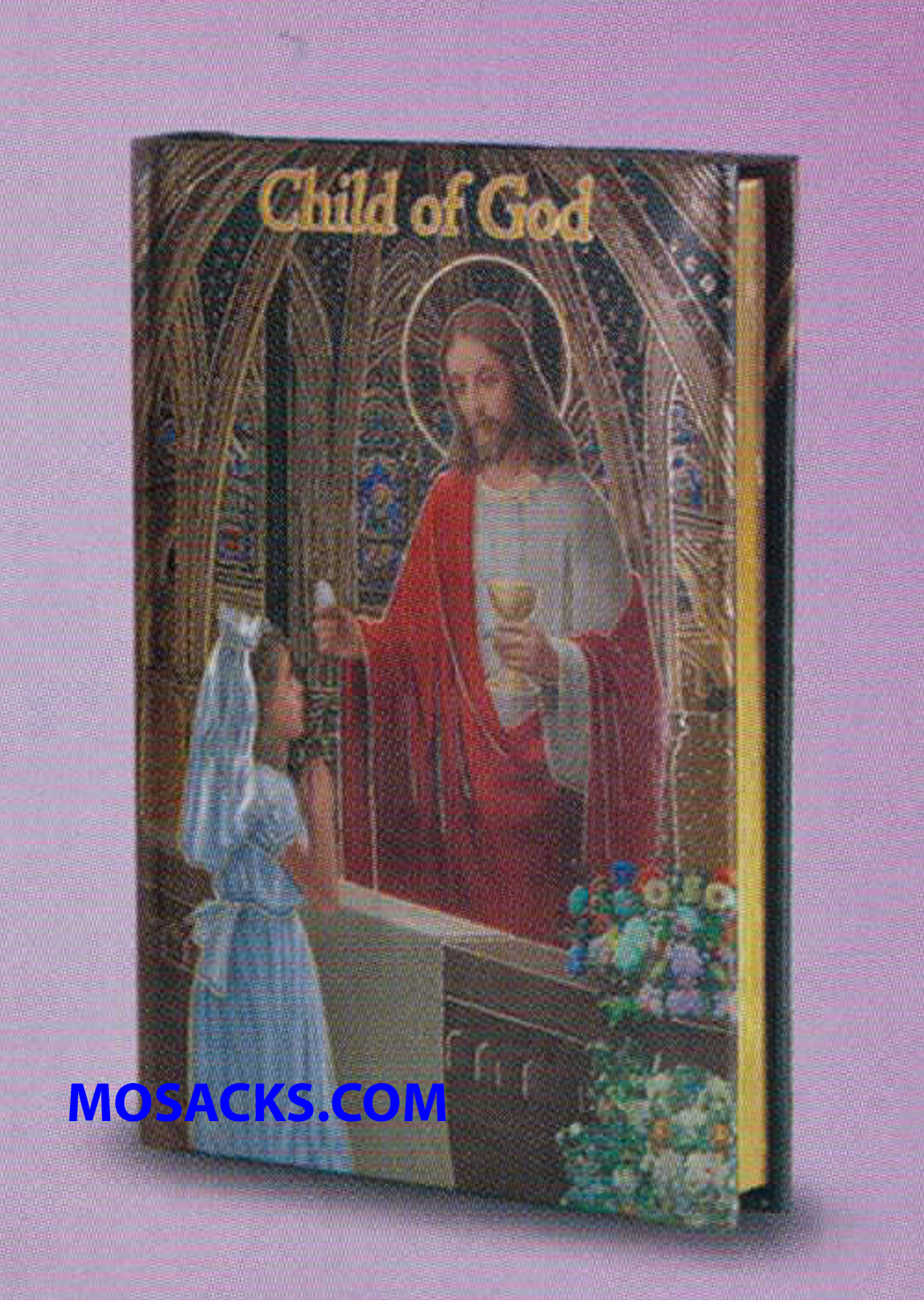 Communion Child Of God Cathedral Missal Girl 12-2470