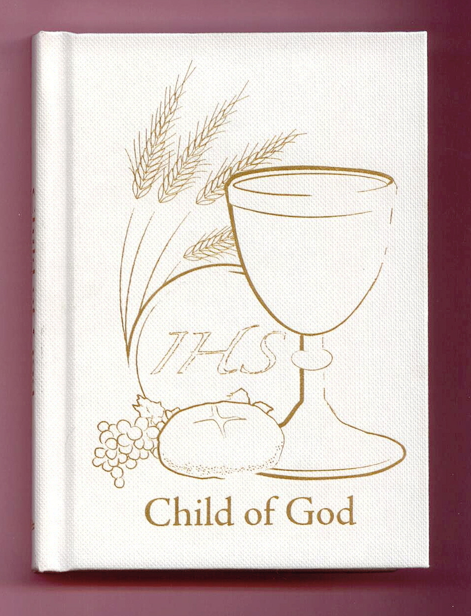 First Holy Communion Girl Missal 12-2480