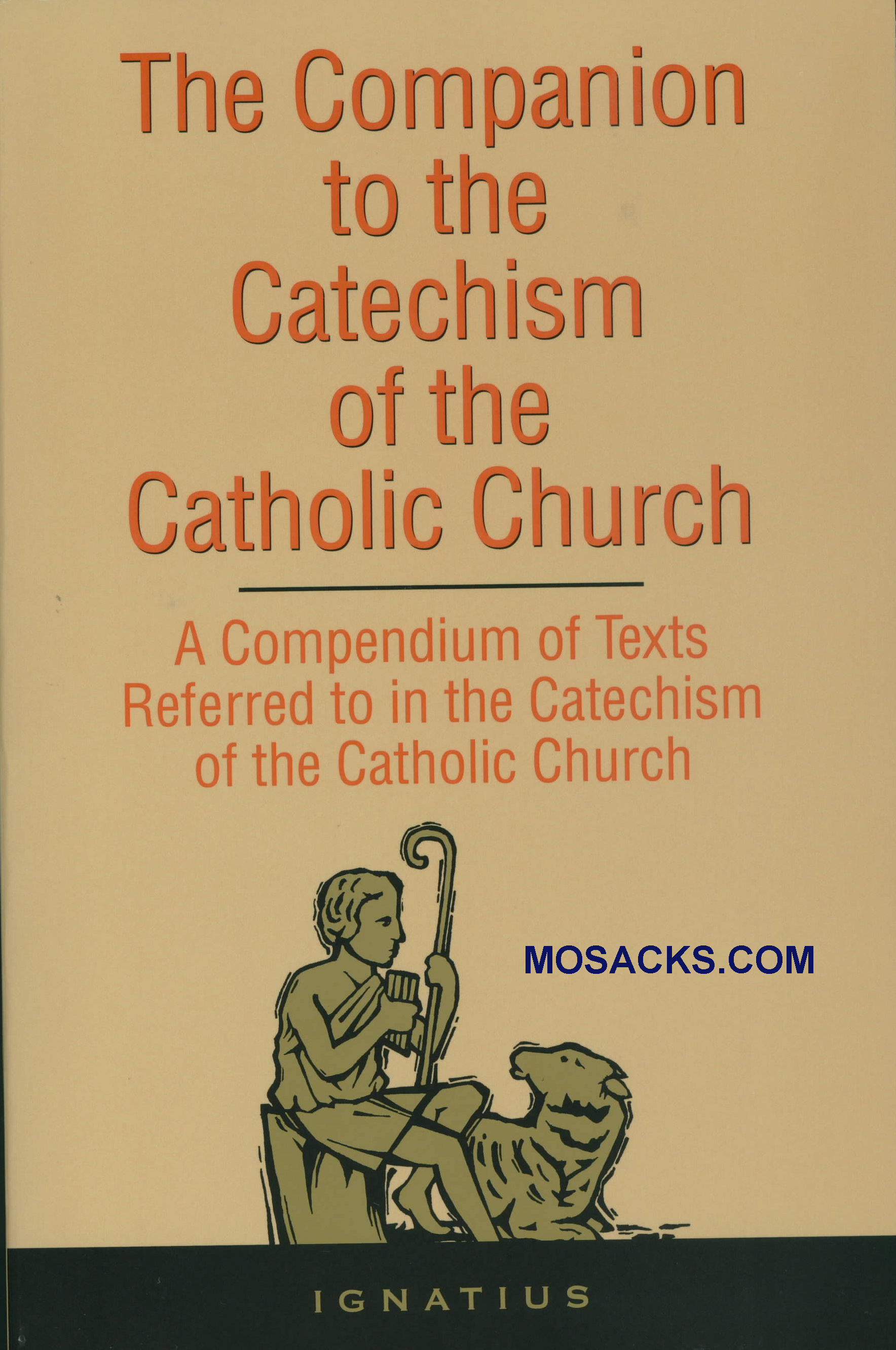 Companion to the Catechism of the Catholic Church 108-9780898704518