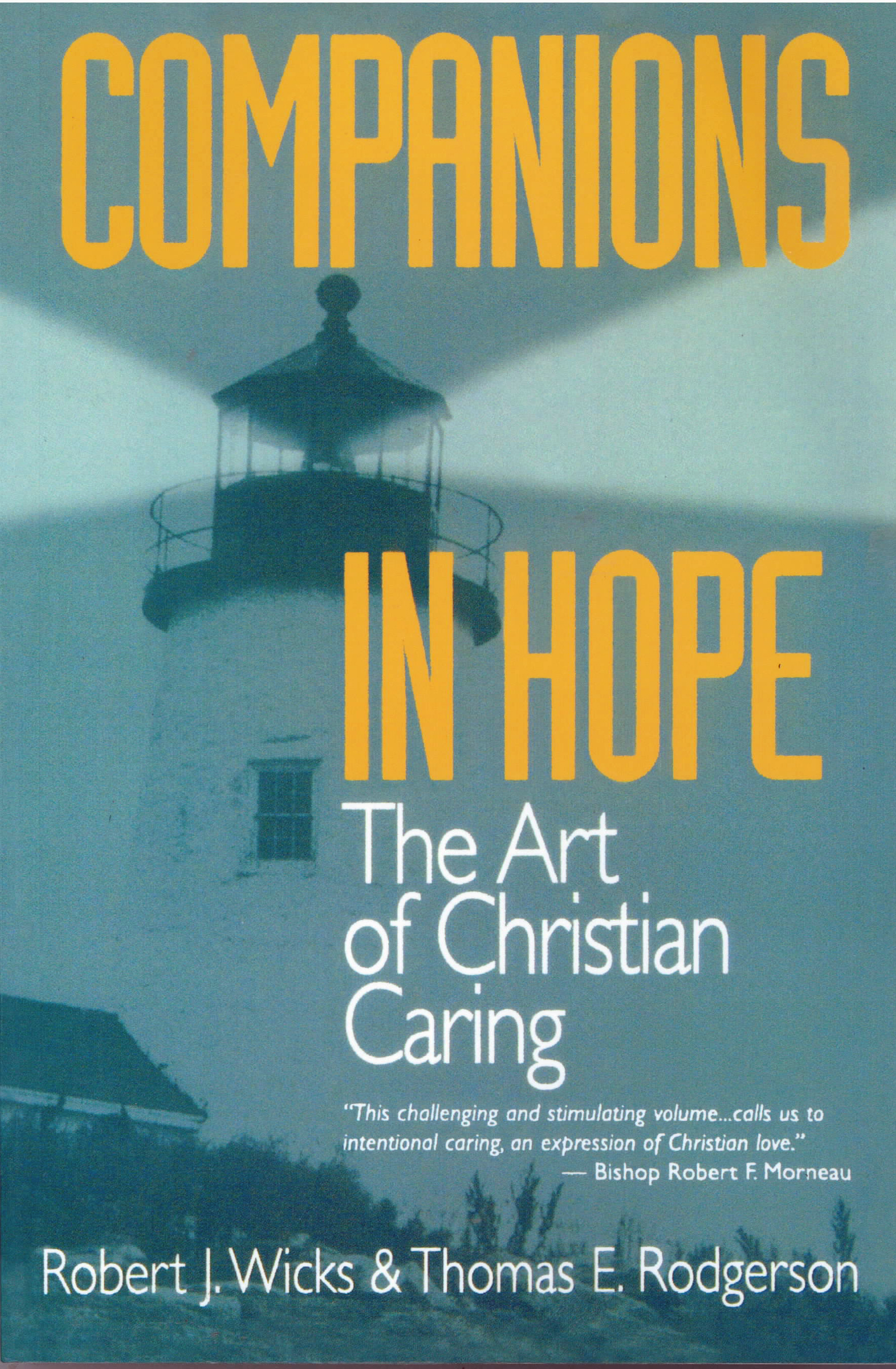 Companions In Hope by Robert J. Wicks 109-9780809137817