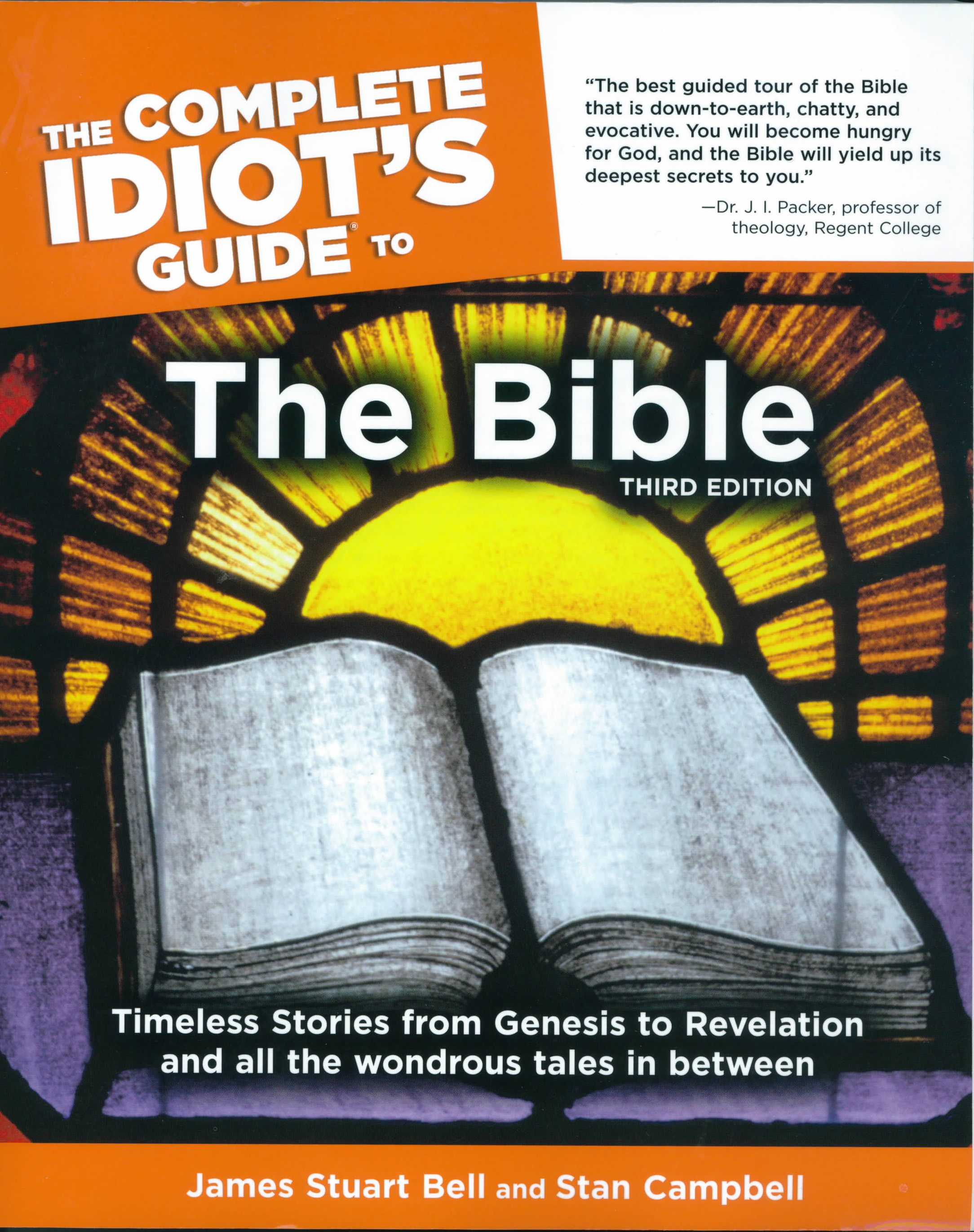 The Complete Idiot's Guide To The Bible, 3rd Edition, 108-9781592573899