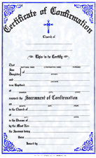 Confirmation Certificate 304-175