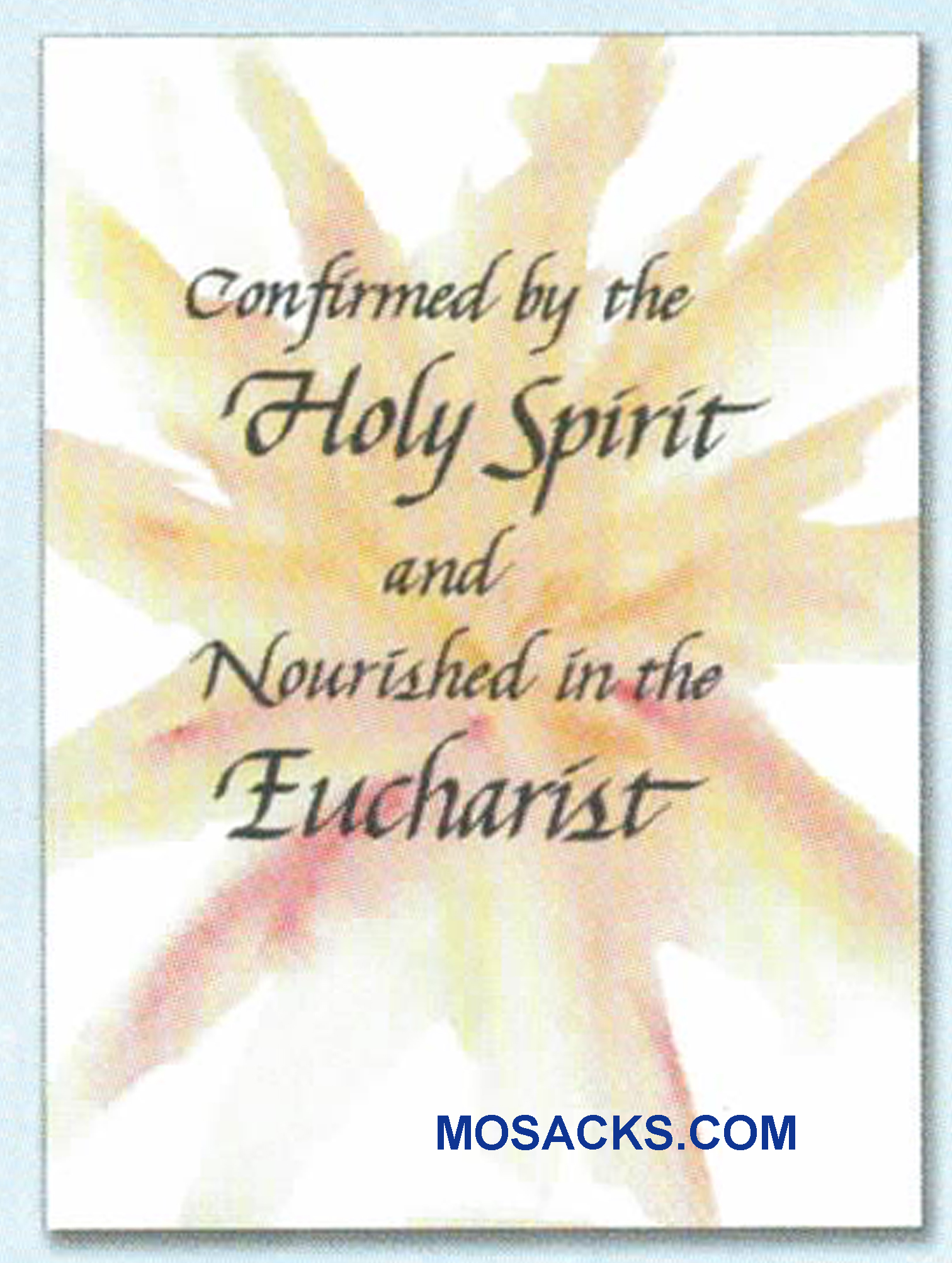 Confirmation Greeting Cards