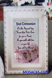 Cottage Garden Communion Tiny Frame TF154SI