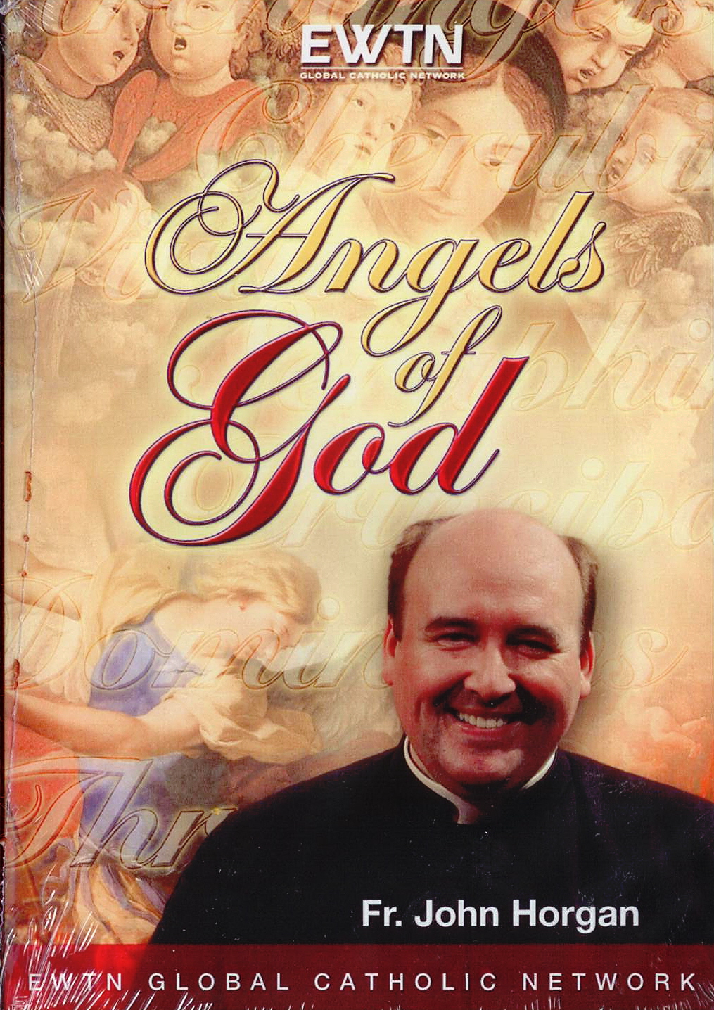 DVD-Angels of God, Title; Fr. John Horgan, Lecturer
