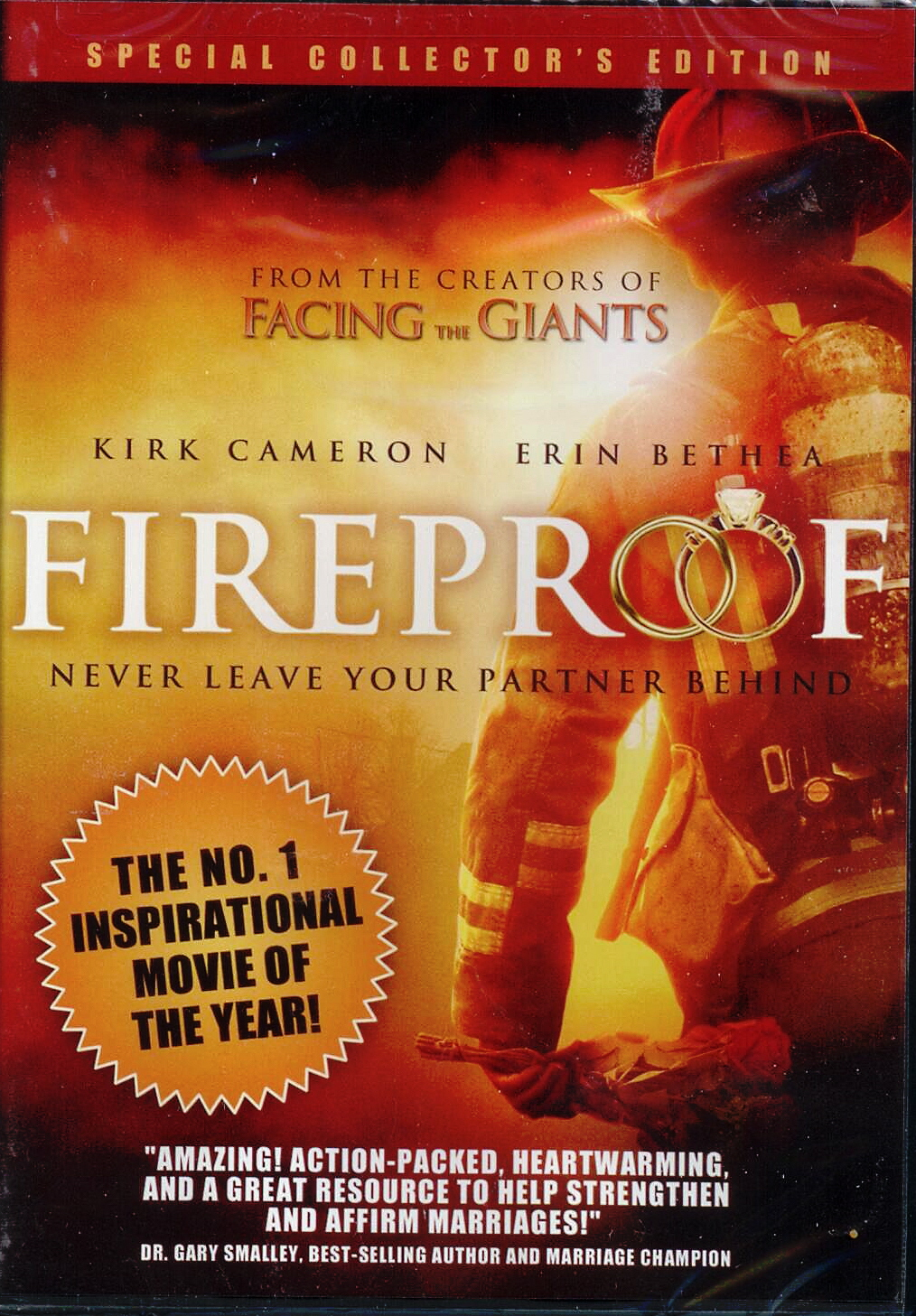 DVD-Fireproof, Title; Alex Kendrick, Director