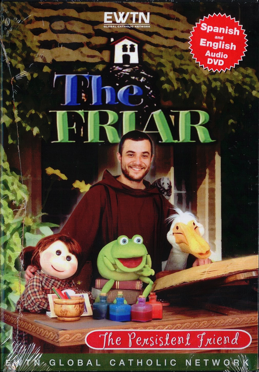 DVD-The Friar: The Persistent Friend, Title
