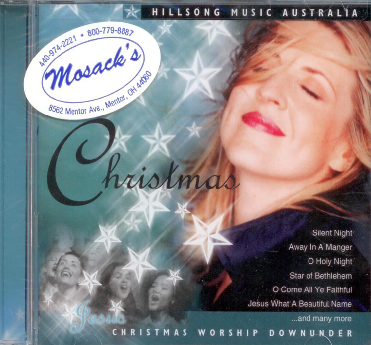 Darlene Zschech The Hillsong Music Team: Christmas; Christmas Music CD