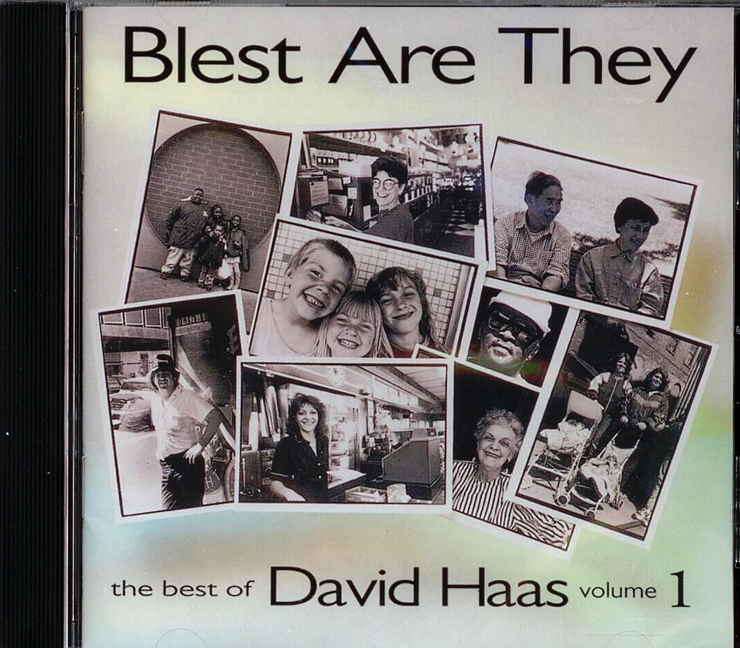 David Haas, Artist; Blest Are They, Title; Music CD
