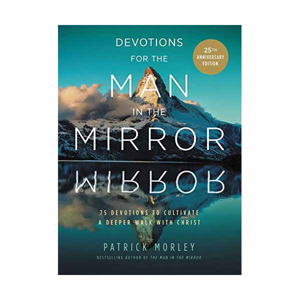 Devotions For The Man In The Mirror By Patrick Morley-9780310360148