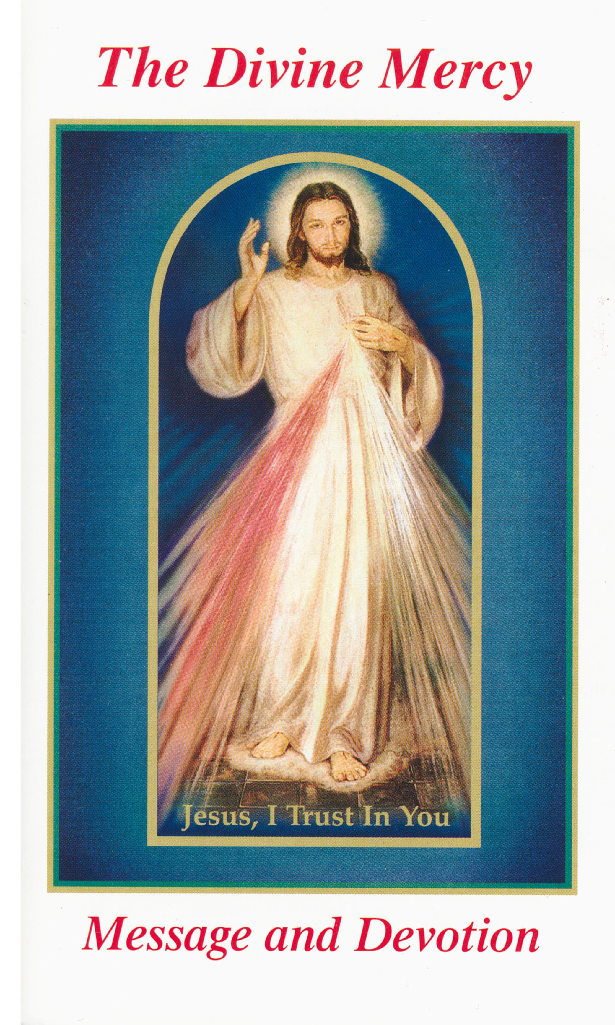 Divine Mercy Message and Devotion Revised Edition
