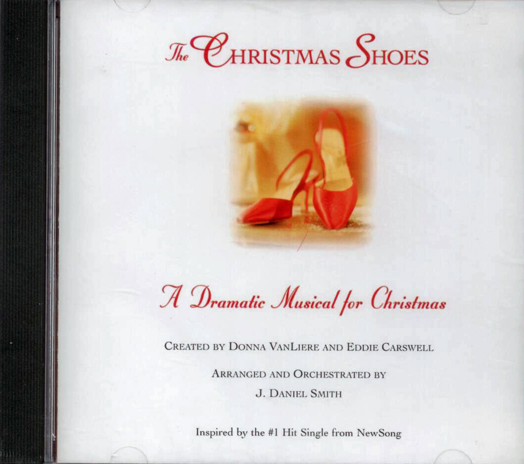 Donna VanLiere, Artist; The Christmas Shoes, Title; Christmas Music CD