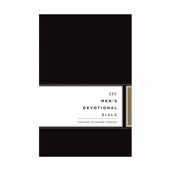 ESV Men's Devotional Bible from Crossway 108-9781433548413