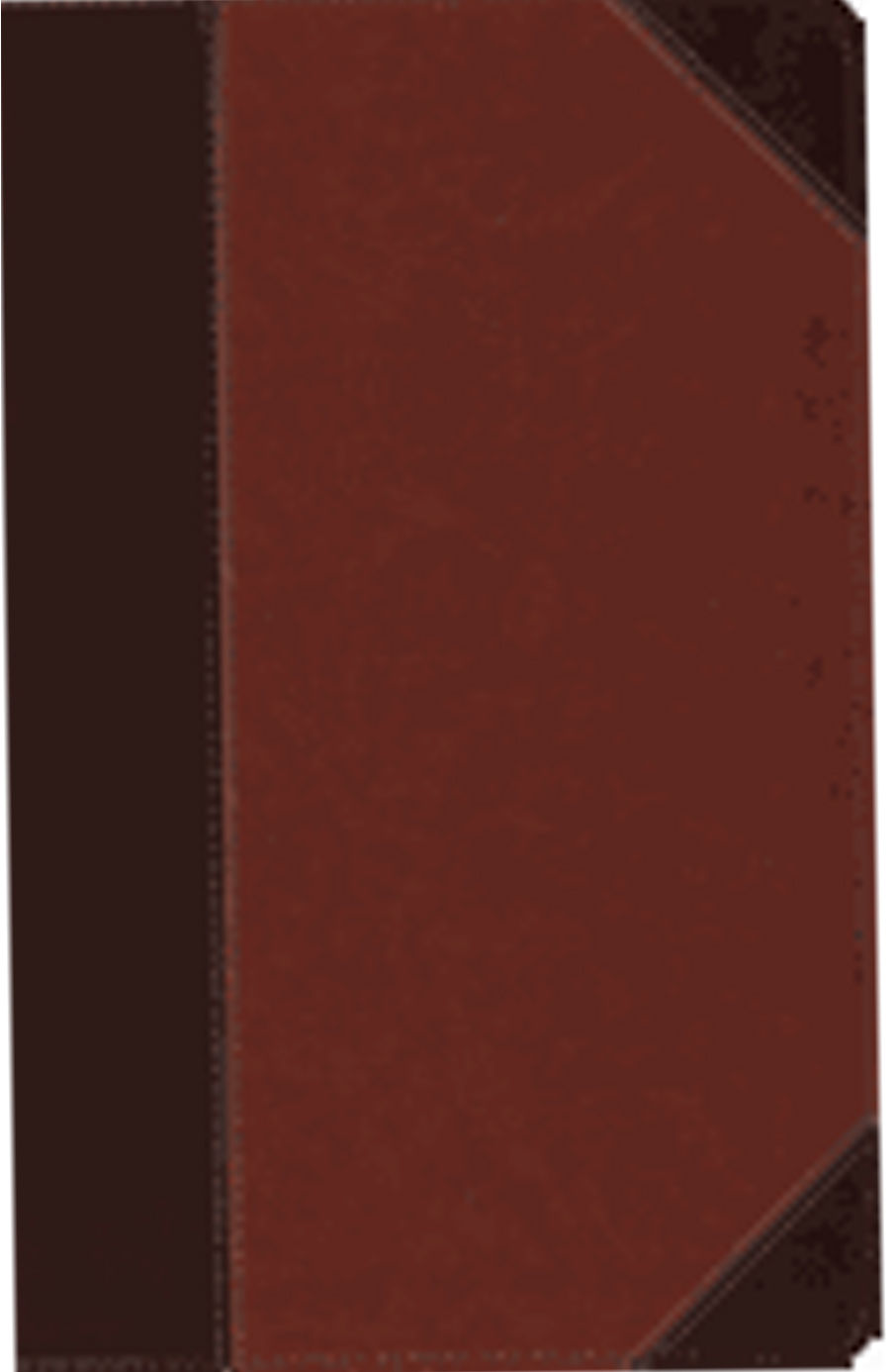 ESV Thinline Bible of Crossway Books Brown Imitation Leather 9781581347364