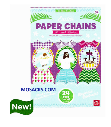 Easter Paper Chains 462-W201567