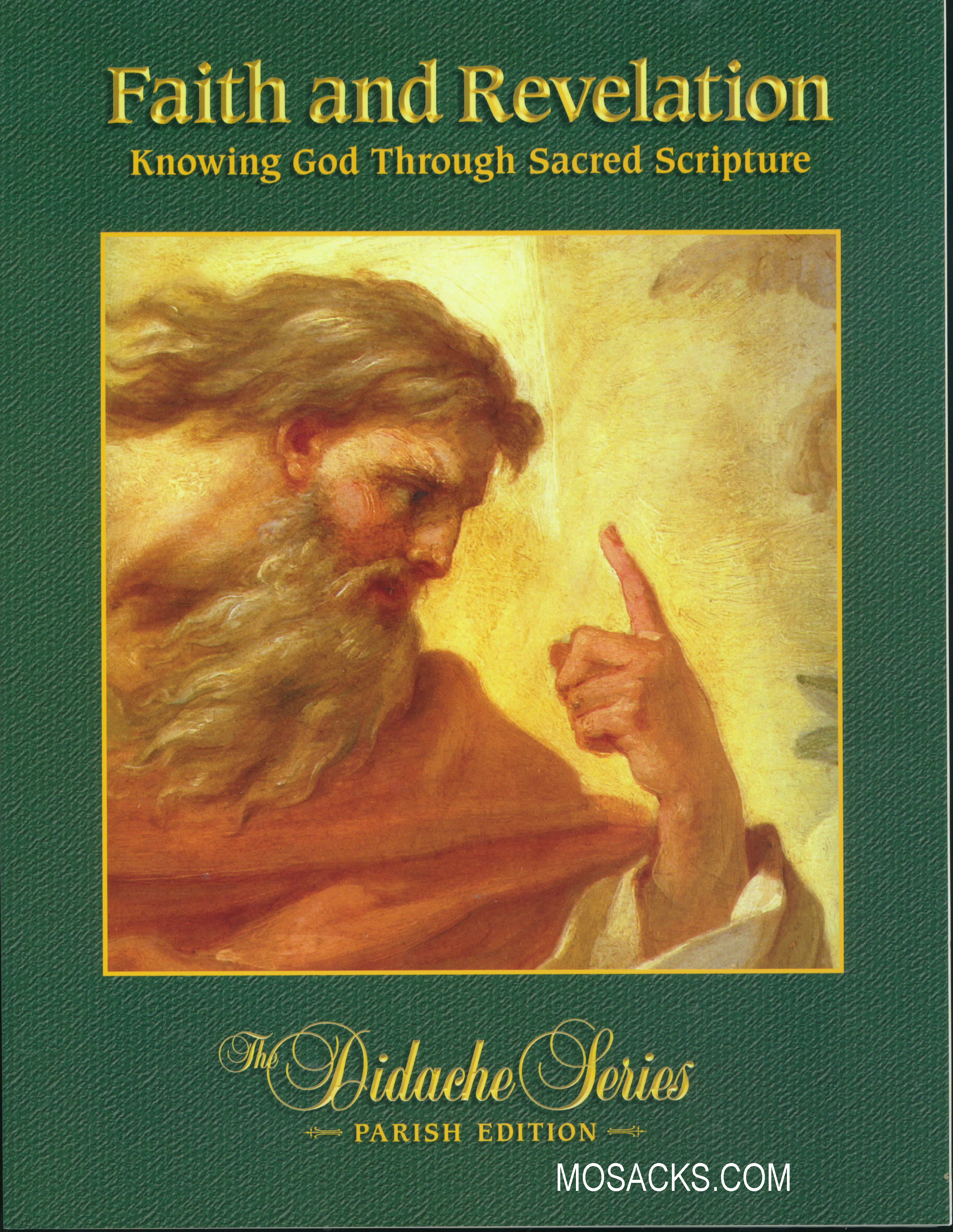 Didache Series Faith and Revelation Parish Edition by Dr. Scott Hahn 45808