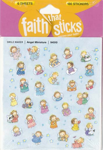Faith That Sticks Angel Miniatures -94510
