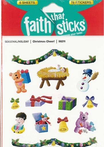Faith That Sticks Christmas Cheer-98211