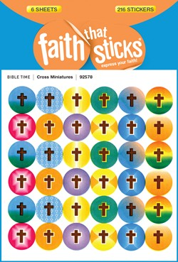 Faith That Sticks Cross Miniatures-92578