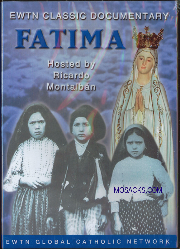 DVD-Fatima from EWTN 460-HDF