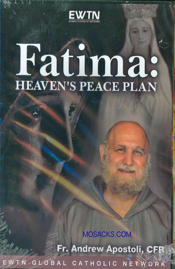 DVD-Fatima: Heaven's Peace Plan from EWTN 460-HDFHPP