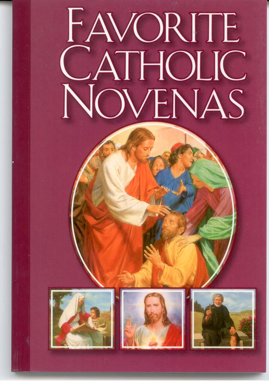 Favorite Catholic Novenas edited by Rev. Victor Hoagland 60-9780882714806