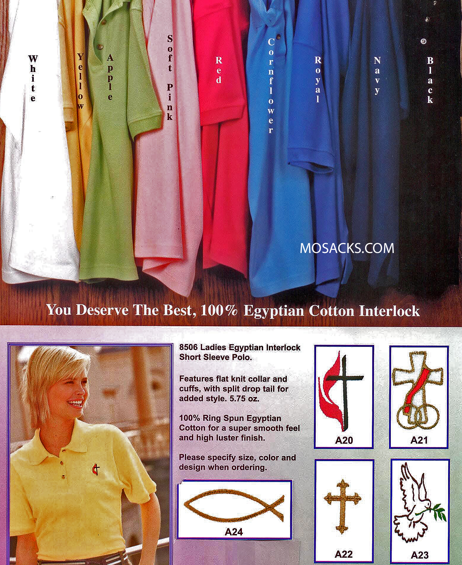 Women's Christian Apparel