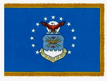 Flags Military Indoor Air Force 3x5 ft. 35246920