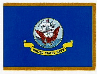 Flags Military Indoor Navy 4x6 ft. 46246910