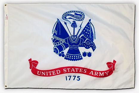 3' x 5' U. S. Army Printed SpectraPro Flag by Valley Forge Flag