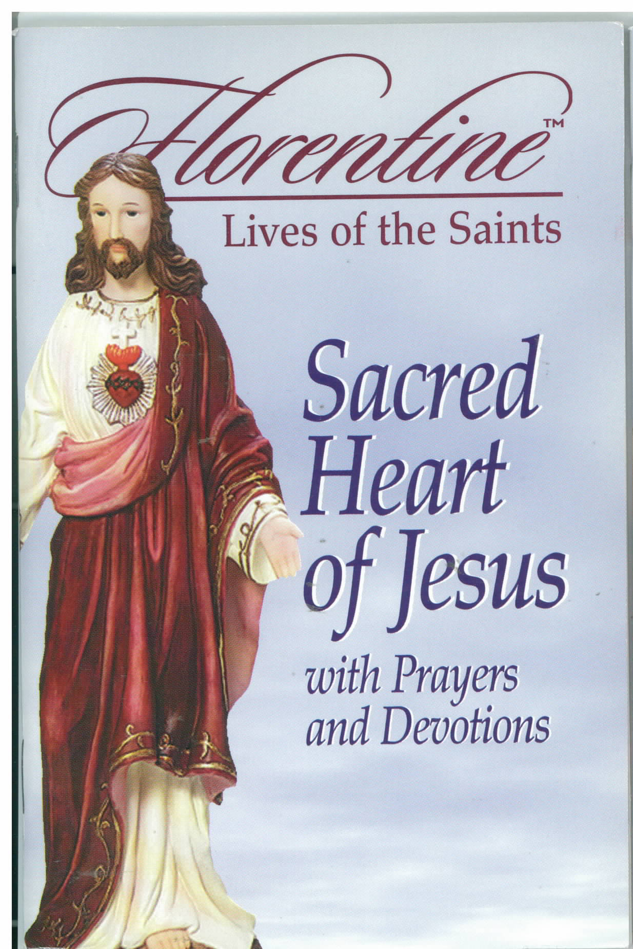 Florentine Lives of The Saints: Sacred Heart of Jesus